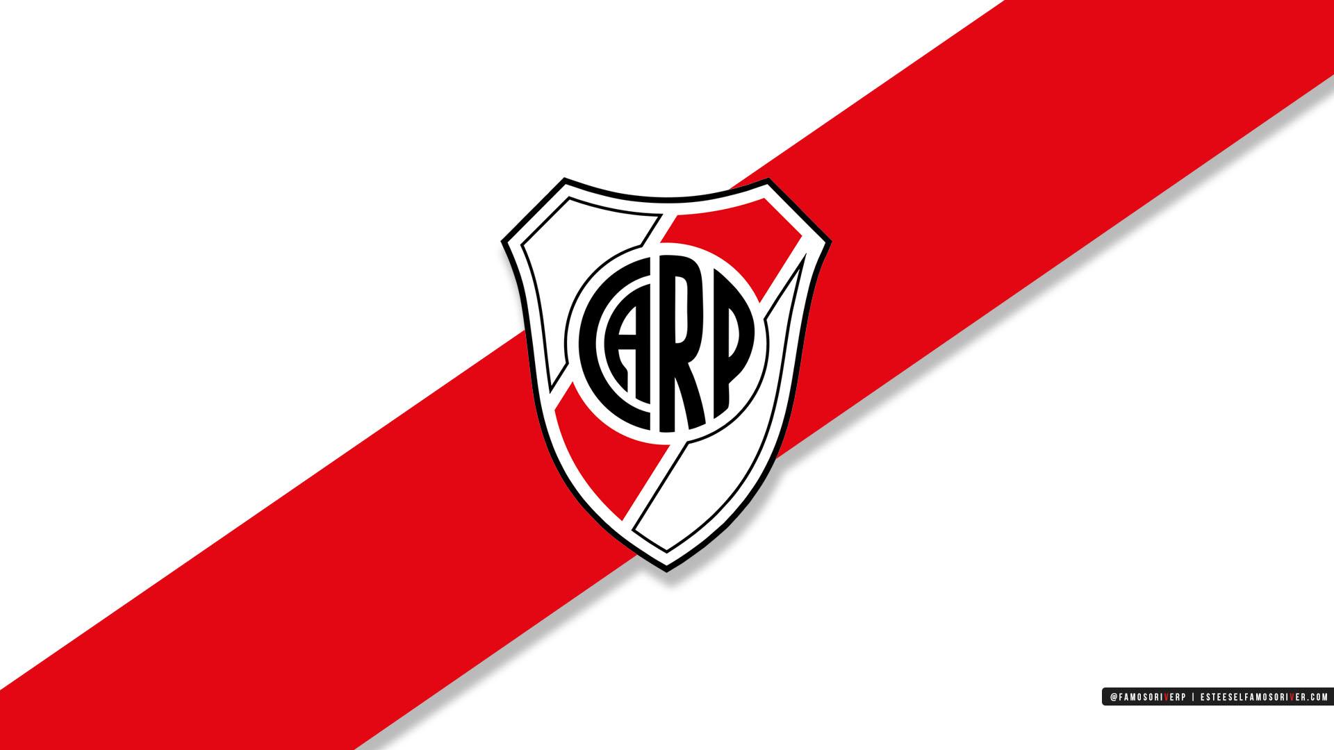 imagenes-de-river-plate-para-fondos-de-pantalla-wallpaper-de-river-escudo river banda roja