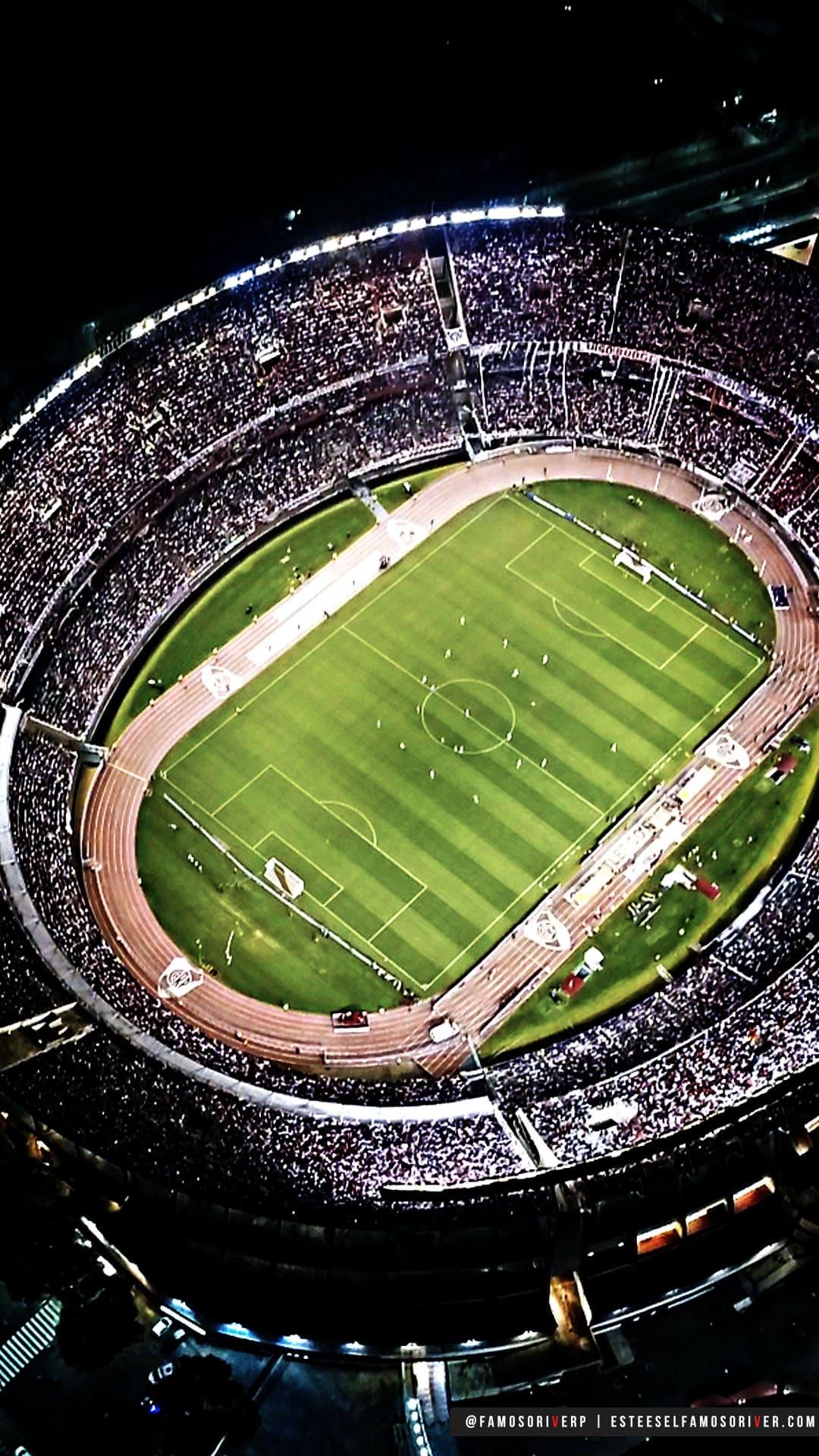 Descarga Fondo De Pantalla Celular River Plate Estadio Monumental