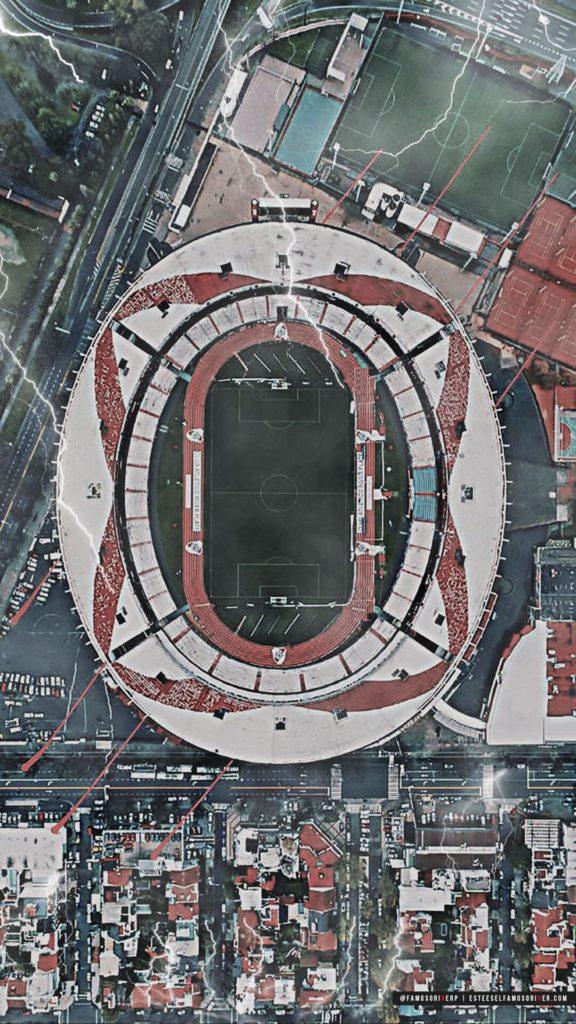 imagenes-de-river-plate-para-telefono-celular-fondos-de-pantalla-wallpaper-de-river-estadio monumental tormenta