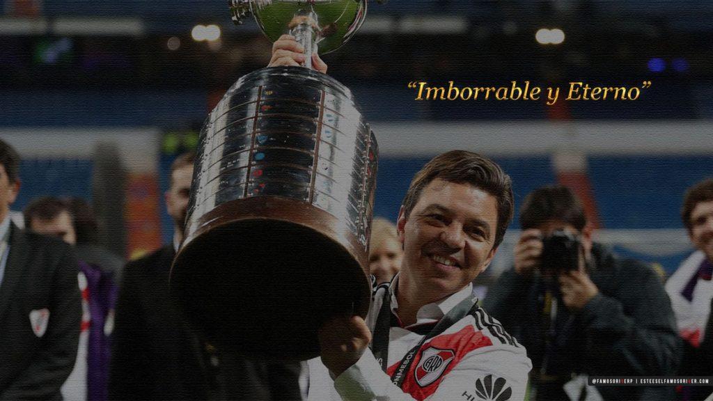 imagenes-de-river-plate-para-fondos-de-pantalla-wallpaper-de-river-marcelo gallardo campeon copa libertadores 2018