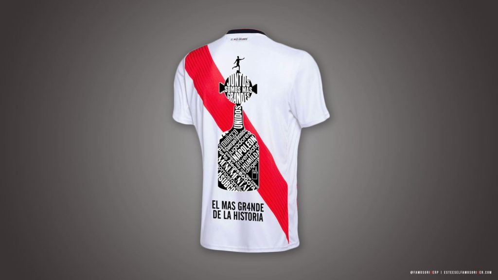 imagenes-de-river-plate-para-telefono-celular-fondos-de-pantalla-wallpaper-de-river-Camiseta River campeón copa libertadores