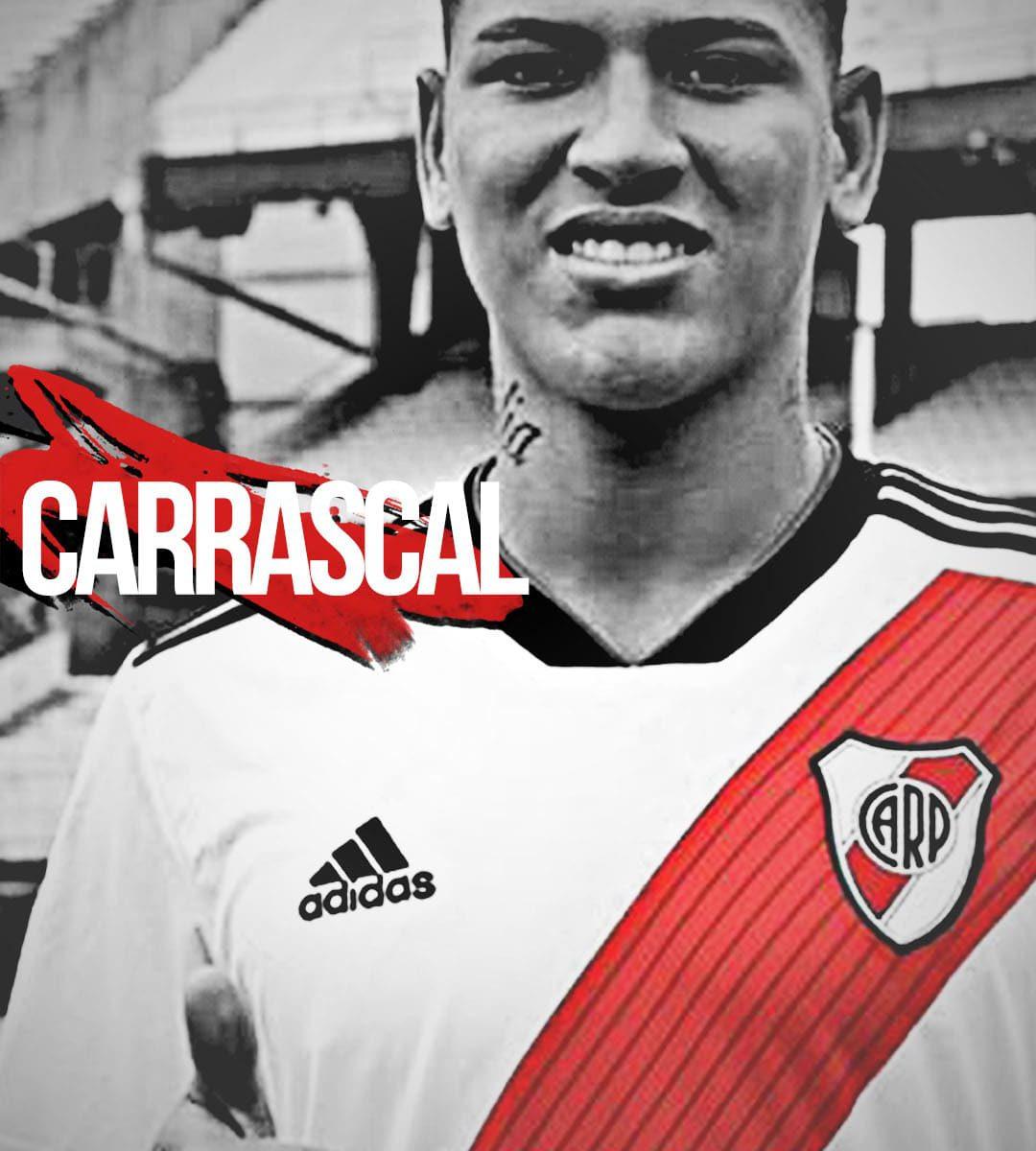 imagenes-de-river-plate-para-telefono-celular-fondos-de-pantalla-wallpaper-de-river-Jorge Carrascal Refuerzo de River Plate