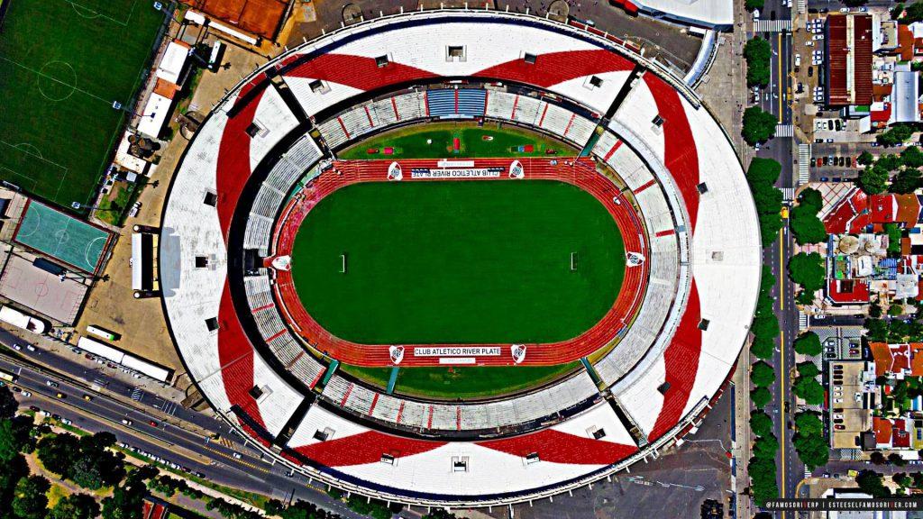 imagenes-de-river-plate-para-fondos-de-pantalla-wallpaper-de-river-estadio Monumental desde arriba vista cenital