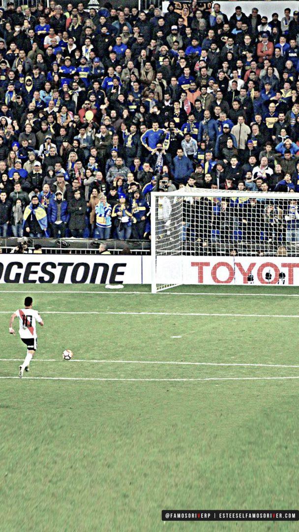 imagenes-de-river-plate-para-fondos-de-pantalla-para-celular-wallpaper-de-river- Pity gol a boca en la final de la copa Libertadores. Y va el tercero y va el tercero bernabeu. Pity corriendo solo al gol