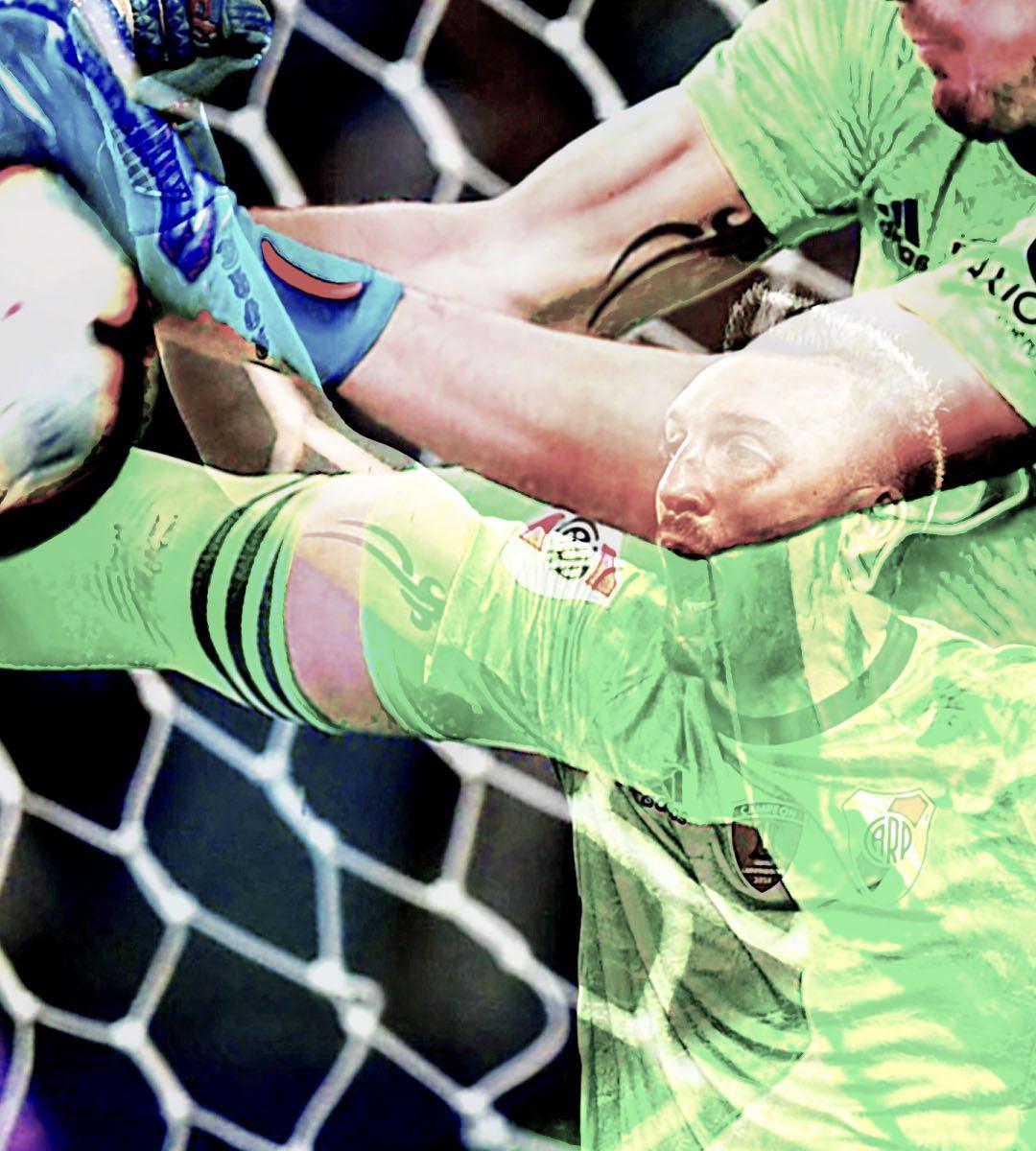 imagenes-de-river-plate-para-fondos-de-pantalla-para-celular-wallpaper-de-river-Armani ataja penal contra Cruzeiro - Octavos de final de Copa Libertadores 2019